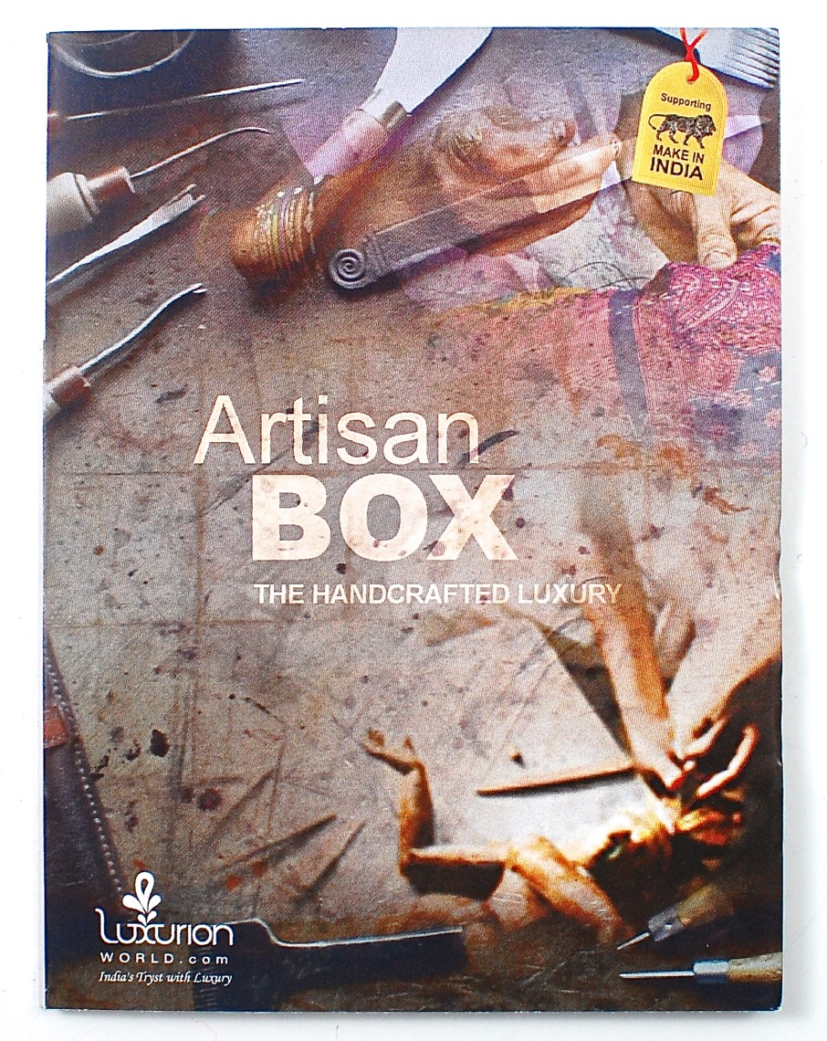 Artisan box 2 little rosebuds for Artisan indian cuisine
