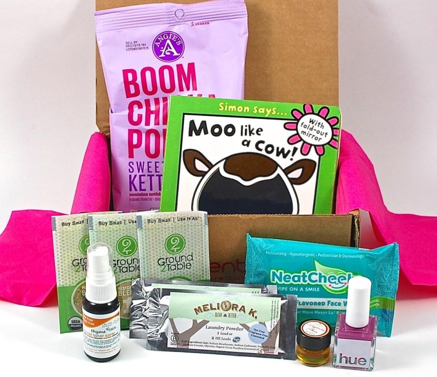 Ecocentric Mom box