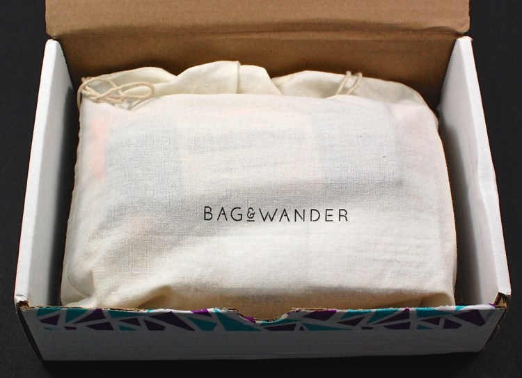 Bag & Wander box