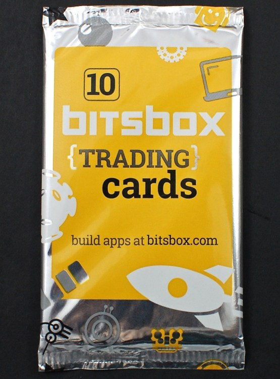 Bitsbox trading cards