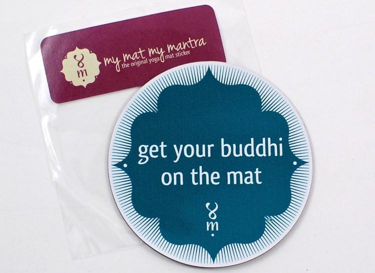yoga mat magnet