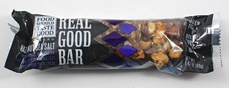 Food Should Taste Good bar