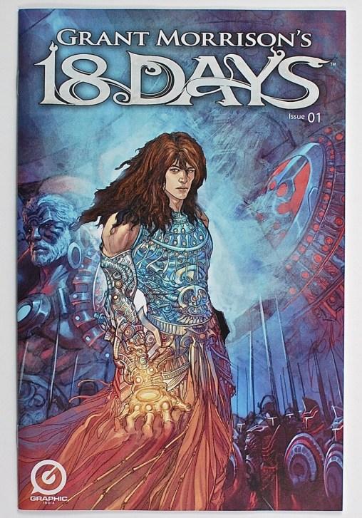 18 Days #1 comic