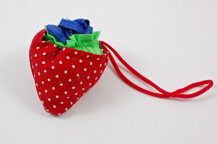 strawberry tote