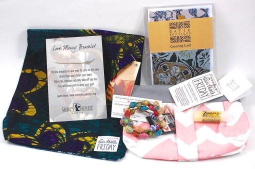 Fair Trade Friday box