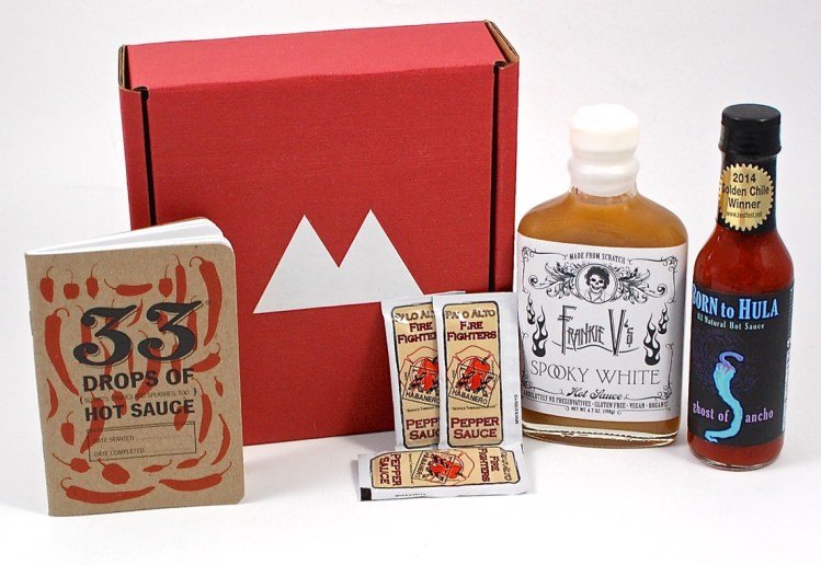 "Fuego Box Hot Sauce Club ""Intro Box"" Review"