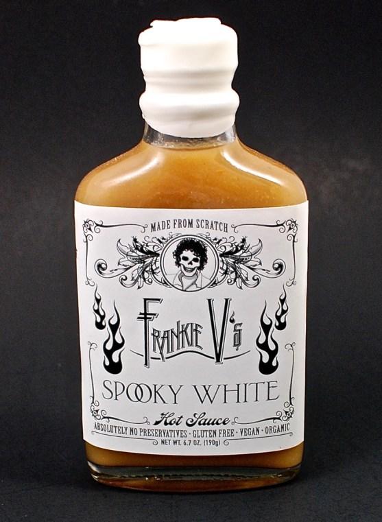 Frankie V's Spooky White