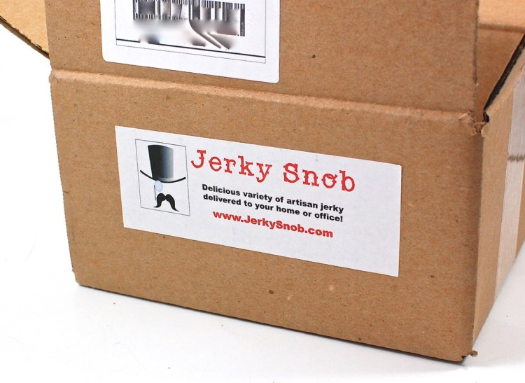 Jerky Snob box