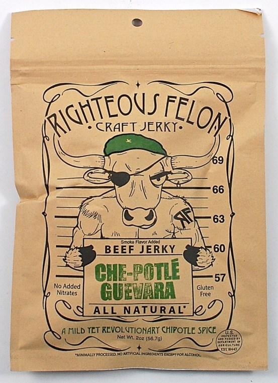 Righteous Felon jerky