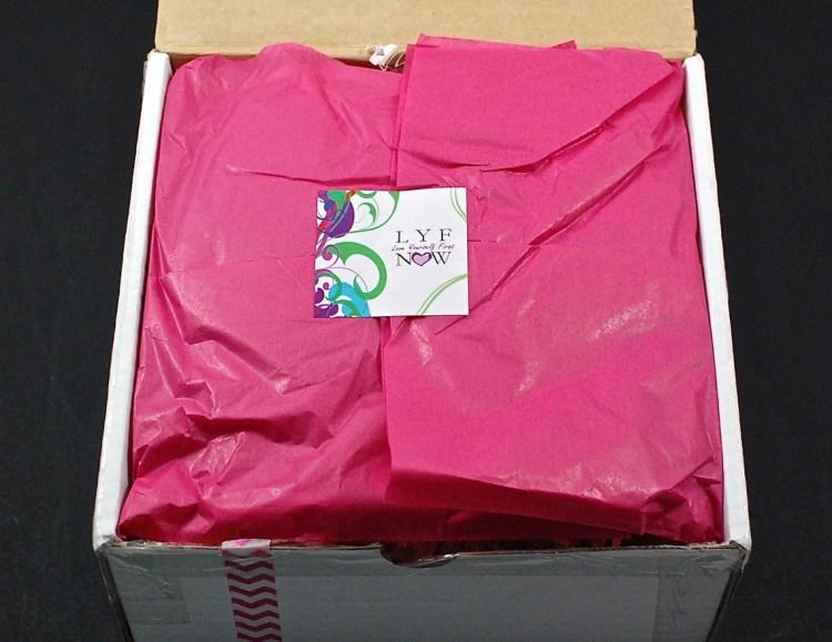 LYFnow box