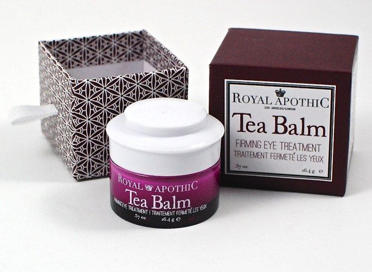 Royal Apothic tea balm