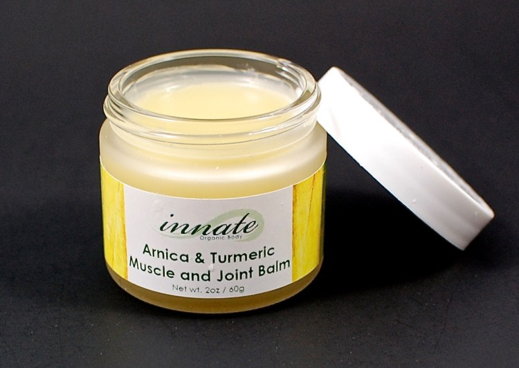 natural muscle and joint balm