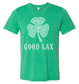 lacrosse good lax green
