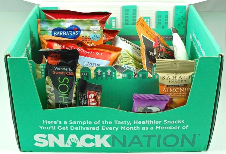 Snack Nation
