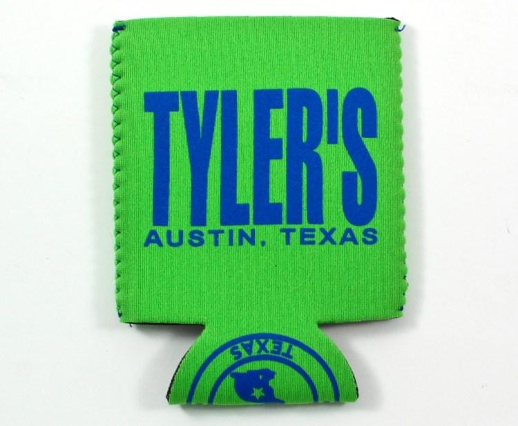Tyler's koozie