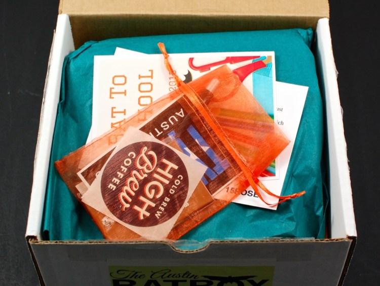 Austin Bat Box