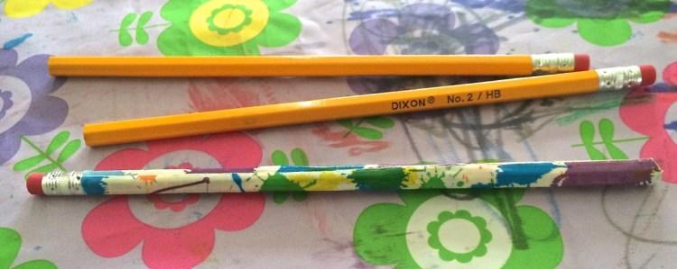 washi pencil