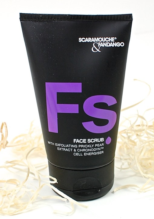 Scaramouche & Fandango Face Scrub