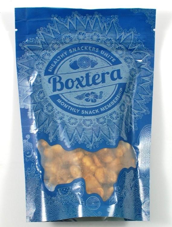 Boxtera Spicy Fava Beans