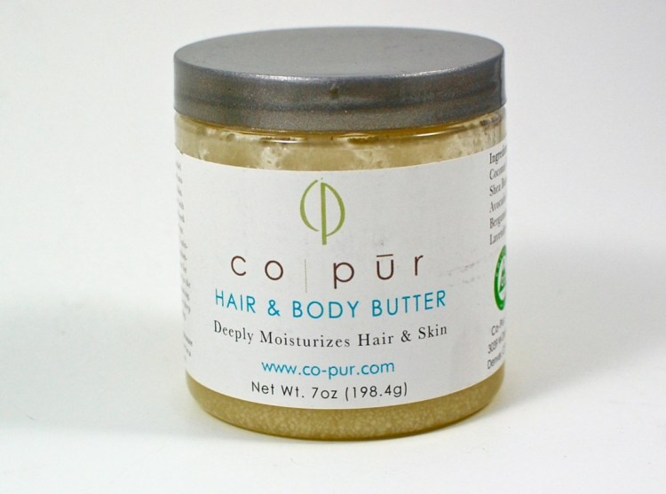 Co Pur hair mask