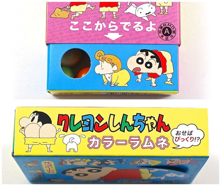 Shin-Chan candy