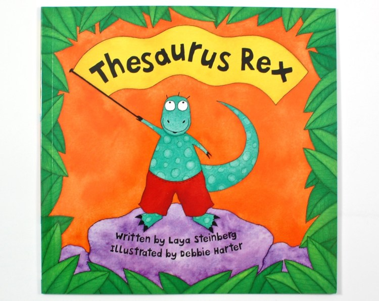 Thesaurus Rex book