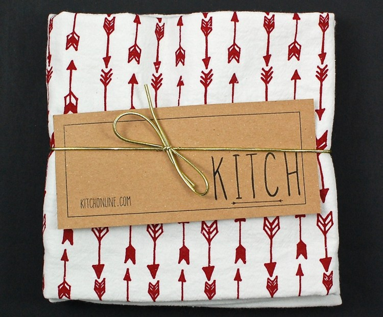 Kitch Studios towel