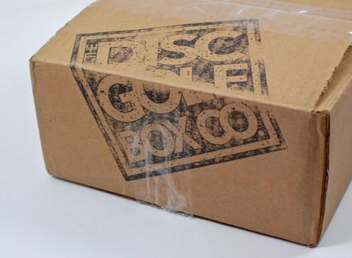 Disc Golf box