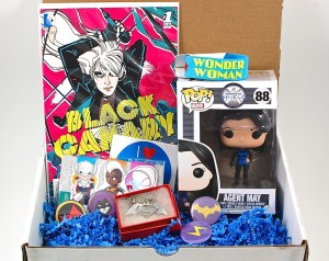August 2015 FanMail box