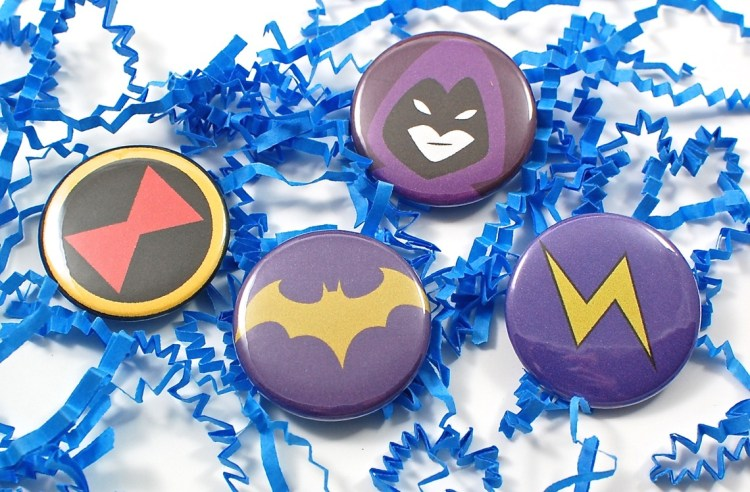 Fanmail buttons