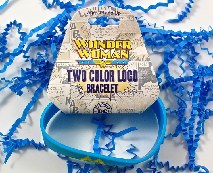 Wonder Woman Wristband