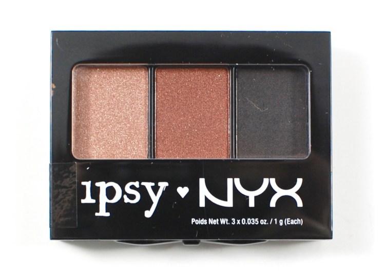 Ipsy NYX shadow