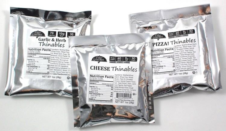 Fiber Gourmet Thinables
