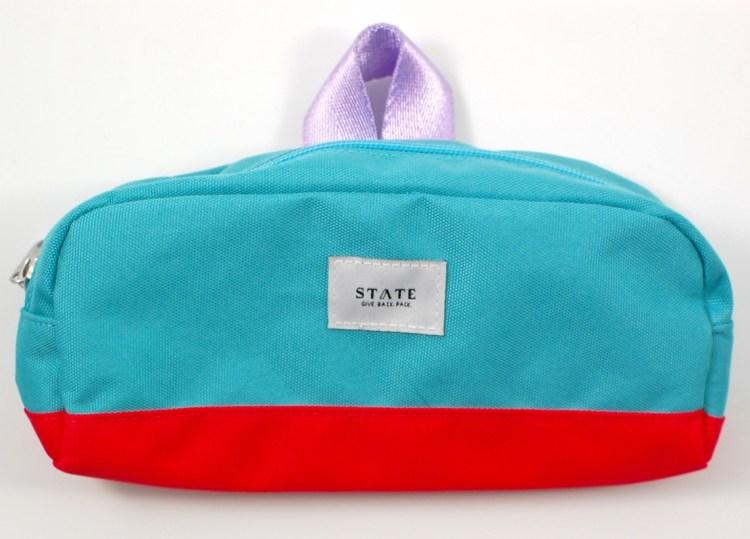 State pencil bag