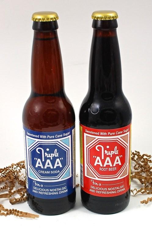 Triple AAA root beer