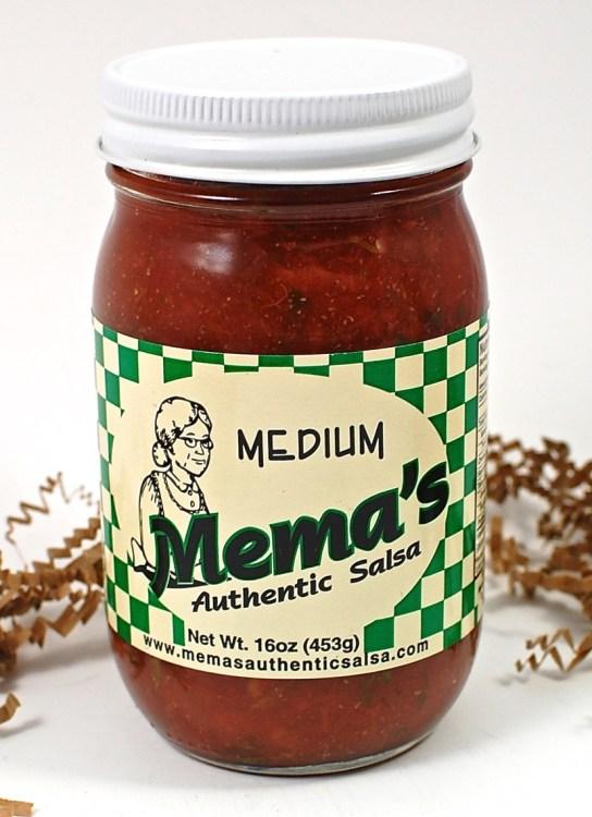 Mema's salsa