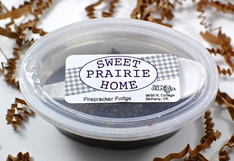 Sweet Prairie Home fudge