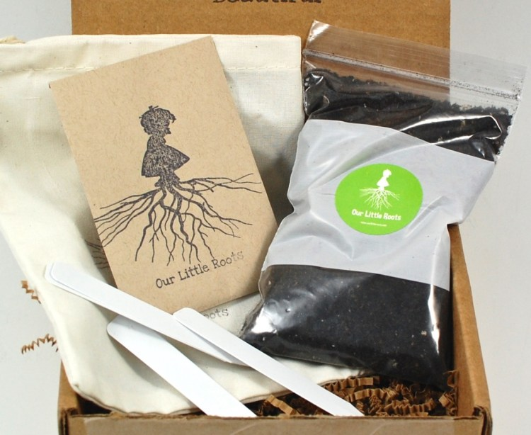 Our Little Roots September 2015 Review & Coupon Code