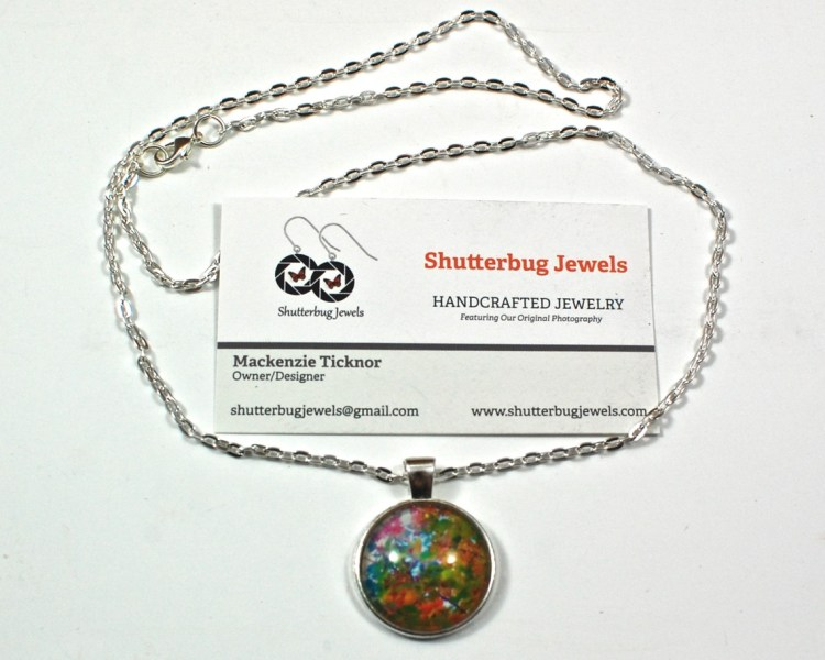 shutterbug jewels necklace