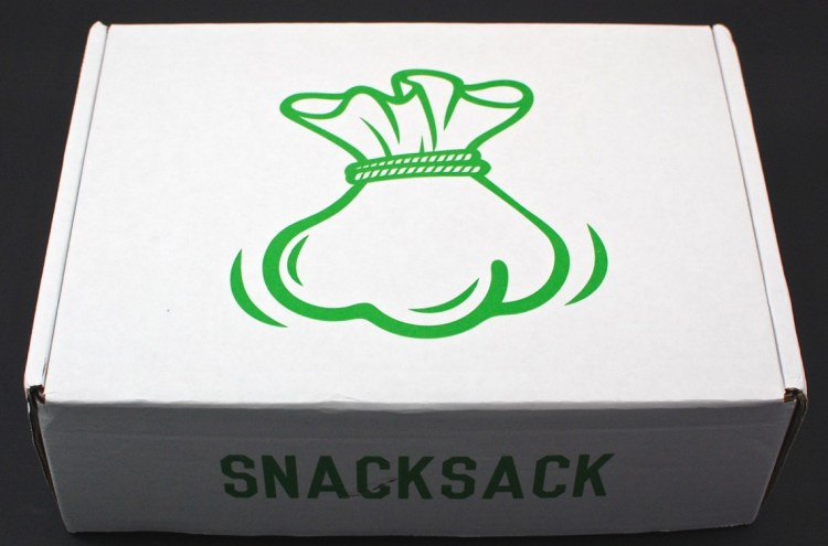 Snack Sack box