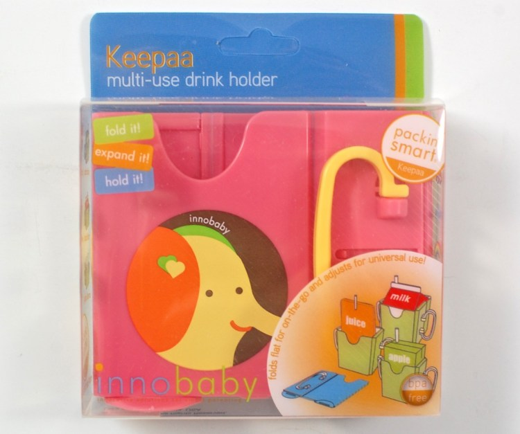 Innobaby juice box holder