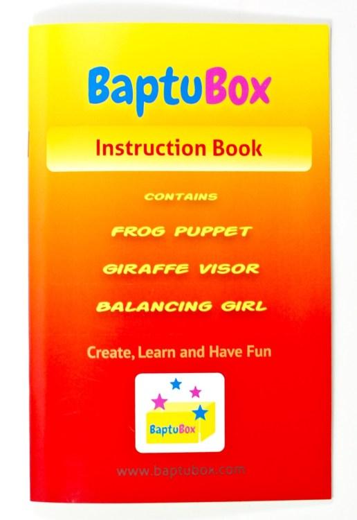 BaptuBox September