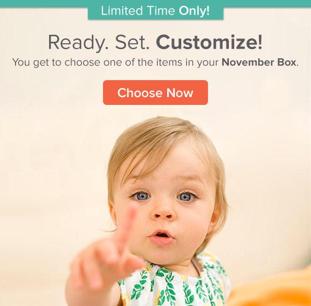 Citrus Lane November 2015 Customization, Free Gift, & Coupon Codes
