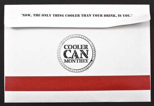 Cooler Can Monthly