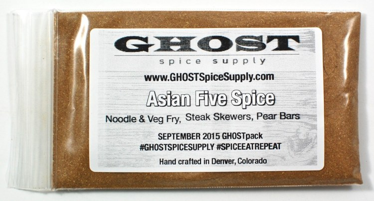 asian five spice