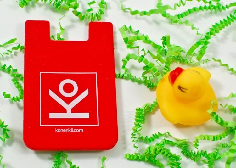 iphone credit card holder