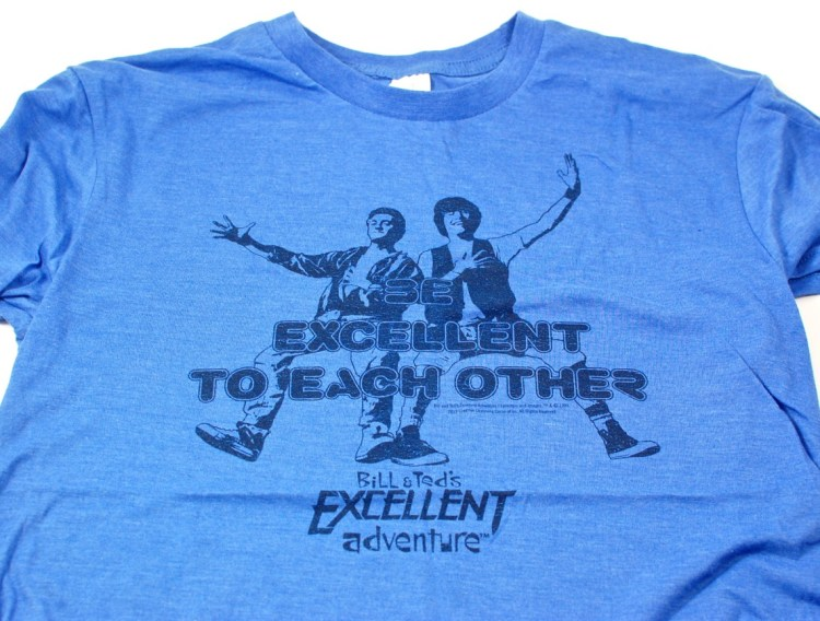 Bill & Ted t-shirt