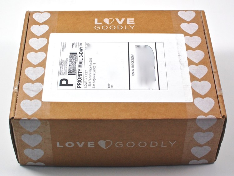 Love Goodly box