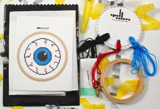 eyeball stitch kit