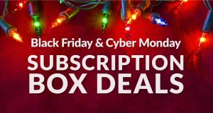 Cyber Monday Subscription Box Deals & Coupons Galore!